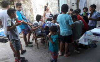 Gregorio de Laferrere: un comedor recibe a más de 100 chicos y necesita donaciones para continuar funcionando