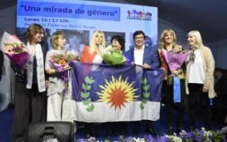 """Exitosa convocatoria de público en la presentación del Panel """"Una Mirada de Género"""""""