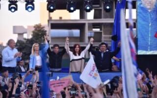 """Verónica Magario: """"Gracias al discurso de Cristina veo nuevamente caras de alegría"""""""