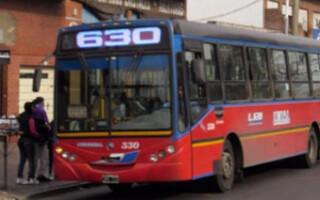 La línea 630 tendrá un nuevo ramal por el hospital Balestrini