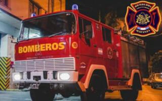 Tapiales: los Bomberos Voluntarios lograron adquirir una nueva autobomba