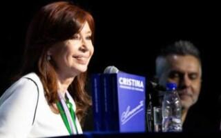 Cristina Fernández presentará su libro en la Universidad Nacional de La Matanza