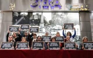 Paro nacional docente: «Los compañeros de Chubut deben cobrar su salario», reclaman desde CTERA
