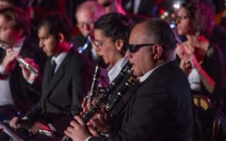 La Banda Sinfónica Nacional de Ciegos brindará un show gratuito en la UNLaM