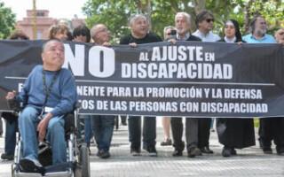 Denuncian un nuevo ajuste en las prestaciones de discapacidad