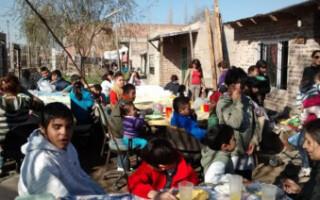 """Red Solidaria La Matanza: """"Brindamos 851 platos de comida a diario y, cada vez, se dificulta más"""""""