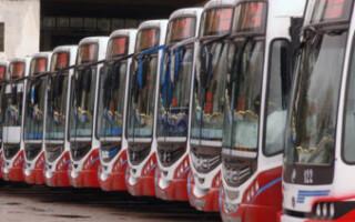 Por la crisis, las empresas de transporte podrían suspender los colectivos de las 22 a las 5 y los domingos durante todo el día