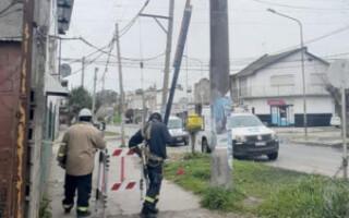 Virrey del Pino: restablecieron el servicio eléctrico en el destacamento de Bomberos Voluntarios