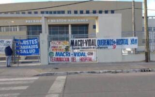 El oficialismo local ya proyecta la apertura de los hospitales Néstor Kirchner y René Favaloro si gana el Frente de Todos