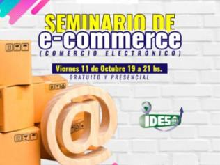 E-Commerce para emprendedores y profesionales en el Instituto IDES