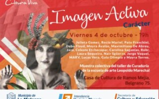 """Imagen Activa presenta """"Carácter"""", una muestra colectiva"""