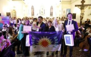 El Coro Municipal de Niños y La Orquesta Escuela de La Matanza celebraron su 10° aniversario