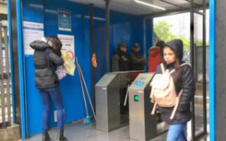 El Gobierno instruyó a las fuerzas de seguridad para pedir DNI en las estaciones de trenes