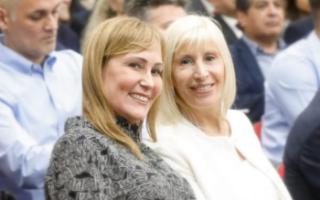 Silvia Francese participo de los 30 años de la UNLaM