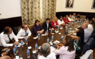 """Verónica Magario: """"En el Senado vamos a tener un solo bloque"""""""