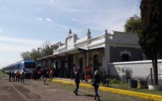 Tras 26 años, se reinaugura el ramal que une González Catán con 20 de Junio