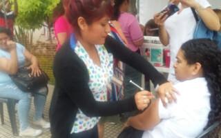 Instan a vacunarse contra el sarampión para evitar un rebrote en el Distrito