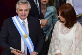 Alberto Fernández ya es el nuevo Presidente de la Argentina