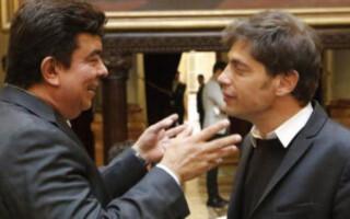 Espinoza volvió a respaldar a Kicillof ante el nuevo proyecto de Ley Impositiva que intenta aprobar este miércoles