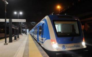 Buscan restablecer el servicio nocturno del Tren Sarmiento