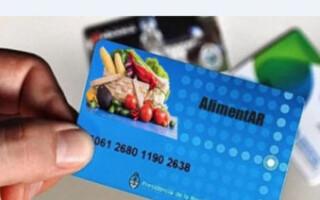 Se oficializó la llegada de las tarjetas alimentarias a la Provincia y en La Matanza empezarán a repartirse el lunes