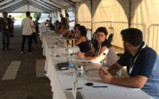 Comenzó el mega operativo de entrega de tarjetas alimentarias en La Matanza