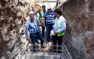 """El Municipio anunció un """"megaplan hidráulico"""" para 2020 y 2021"""