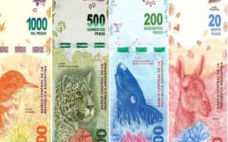 Llegarán billetes de más de mil pesos con el regreso de los próceres