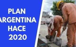 REQUISITOS PARA INGRESAR AL NUEVO PROGRAMA «ARGENTINA HACE»