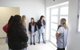 Obras en escuelas y jardines de La Matanza