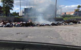 Vecinos de Laferrere denuncian y reclaman por un basural a cielo abierto