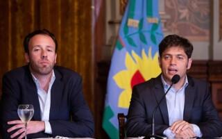 Kicillof anunció que evitará el default y hará frente a los vencimientos de deuda con recursos de la Provincia