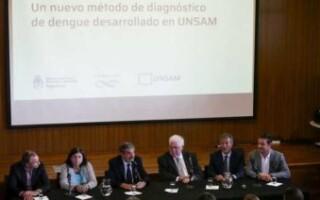 Investigadores argentinos desarrollaron un método para diagnosticar el dengue en diez minutos