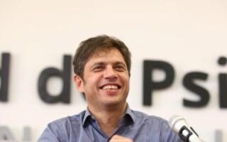 Kicillof visita La Matanza para hacer un anuncio para beneficiar a las Pymes