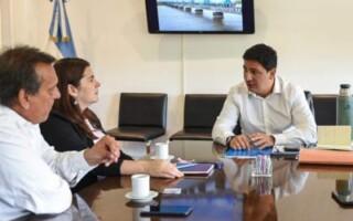 Trenes Argentinos planifica obras en Moreno