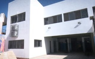 El Consejo Escolar de La Matanza entregó hoy el final de obra en la Escuela Secundaria 174 de Virrey del Pino