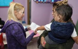 Los operativos de vacunación llegan a los jardines de infantes