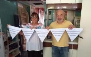 #PañuelosConMemoria: la propuesta desde las redes para la vigilia de este 23 y el Día de la Memoria