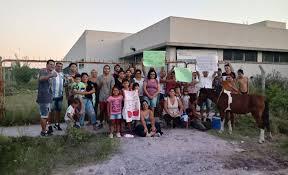 Virrey del Pino: piden que se retome la obra de construcción de una escuela abandonada