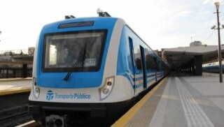 Los trenes circularán con cronograma de domingo hasta el 12 de abril