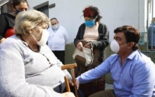 Fernando Espinoza: «A lo empresarios inescrupulosos les importa más la riqueza que la vida y la salud de la gente»