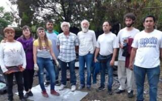 Isidro Casanova: la APDH colabora en los barrios