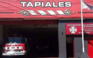 """""""Con la cuarentena, el número de siniestros se redujo"""", aseguraron los bomberos de Tapiales"""