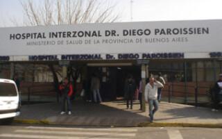 Hospital Paroissien: confirman que cinco trabajadores contrajeron COVID-19 tras haber compartido un almuerzo el domingo de Pascua