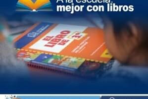 """La Matanza continúa con la entrega del Programa """"A la Escuela, mejor con libros"""""""