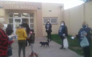 """La Unidad de Salud Municipal """"17 de Marzo"""" reabrió sus puertas"""