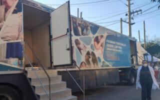 DETeCTAr en La Tablada: en la primera jornada, entrevistaron a 1.012 personas y confirmaron un caso sospechoso de COVID-19