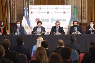 """Junto a Kicillof, el Presidente anunció obras para el AMBA y aseguró: """"No podemos dejar que la desigualdad se profundice"""""""