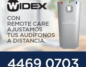 WIDEX REMOTE LINK