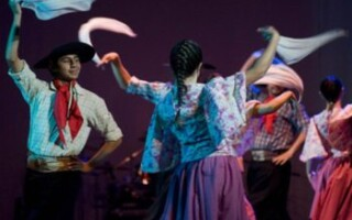 Seminario de Capacitación Online de danzas folklóricas